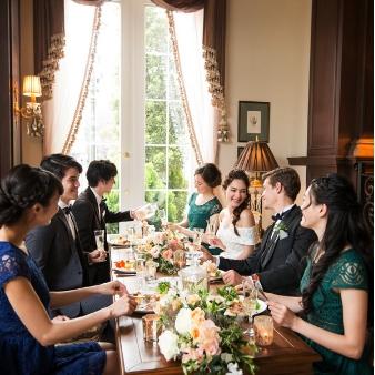 【新提案】フランスの美しい洋館で少人数シンプル婚フェア
