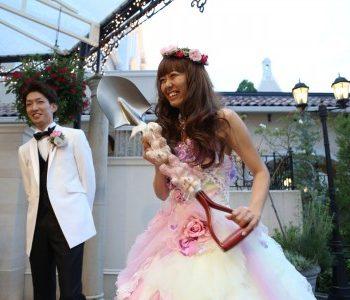 じつは日本では比較的新しい演出「ファーストバイト」