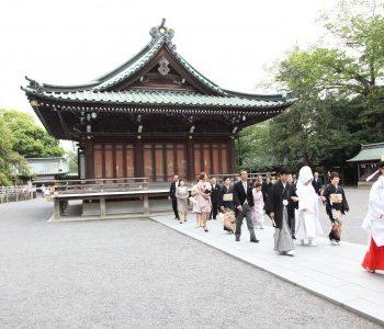 日本人の生活に深く関わっている「神社」での挙式