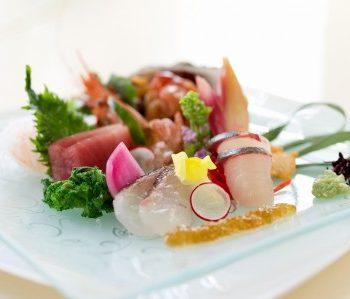 結婚式当日はフランス料理も良いけど…やっぱり和食が食べたい!