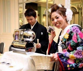タイムカプセルってすごく魅力的!~結婚式の演出~