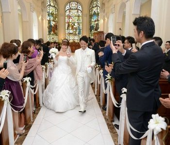2017年も素敵な結婚式の一日を見守ります☆