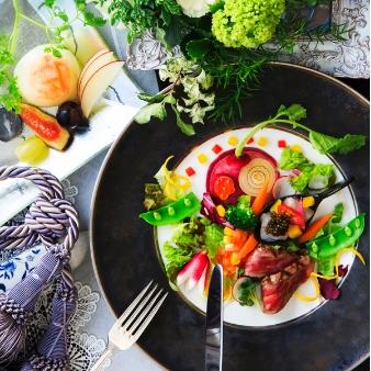 ◆最高受賞◆ A5黒毛和牛&高級キャヴィア&熟成フォアグラ&絶品スイーツ!贅沢美食フェア