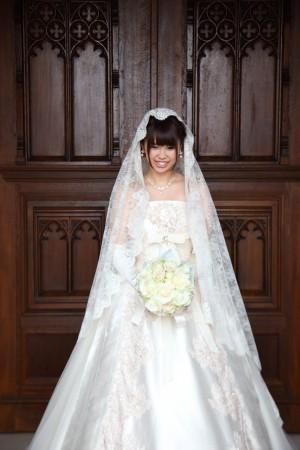 eab7bef509b01 ドレスの美しさを引き立てる~マリアベール~ - 静岡の結婚式場 公式 ...