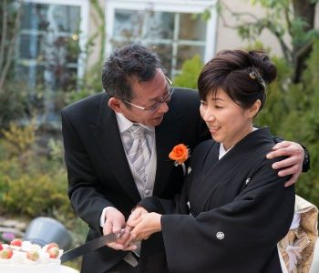 【結婚記念日】~真珠婚式~のお祝い