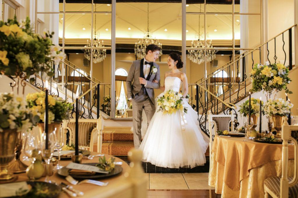 2018年春限定のフルコースのお料理や、<br /> お洒落なカクテルも入ったお飲み物などでゲストをおもてなし。<br /> 独立型の大聖堂で、大切なゲストに誓いをかわす人前結婚式。<br /> 非日常の空間を貸し切って、ゲストもふたりも満足なプランです。<br /> <br />