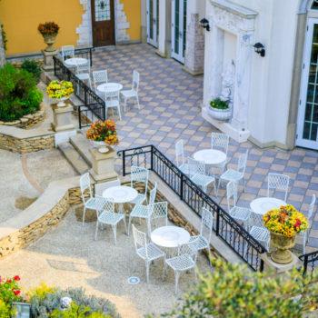 四季の緑豊かな貸切ガーデン