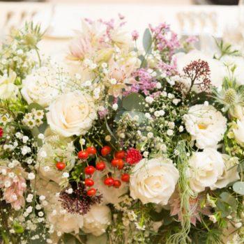 結婚式でのフラワーコーディネートが気になる!?