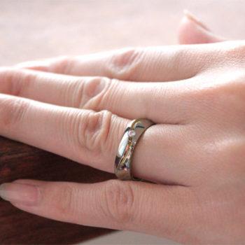 左手薬指に結婚指輪…<br>どうして左手薬指?