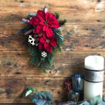 冬のお花や植物で素敵なウェディングを♪