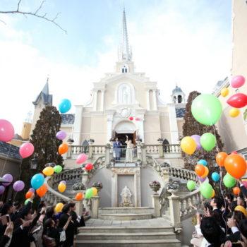 結婚式で鳴るカリヨンベル…その意味はご存知ですか??