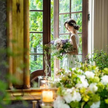 より花嫁を美しくさせる特別空間