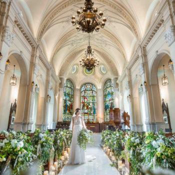 NEWオープンした美しい大聖堂