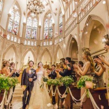 【最終回】「ルパンの娘」ロケ地(教会での結婚式)撮影地として使用いただきました!