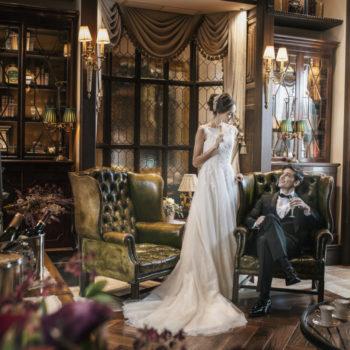 より花嫁を美しくさせる上質空間