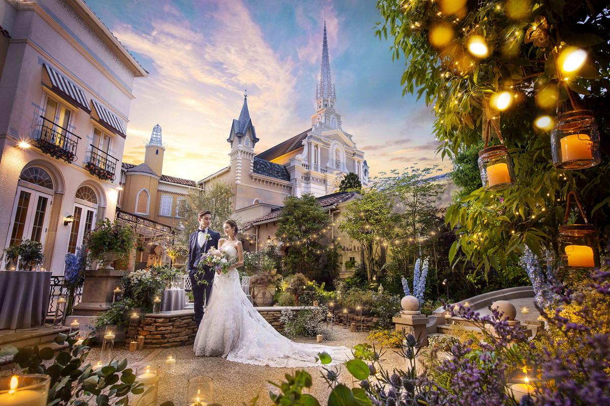 【早割】2022年5月~WEDDING<br>大聖堂&会場GRANDオープン<br>Go To WEDDINGプラン